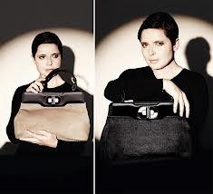 Bulgari Isabella Rossellini handbag