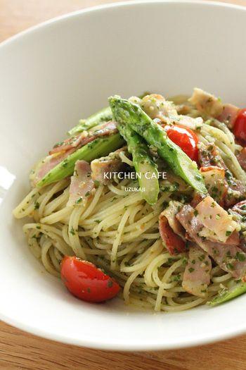 保存版】家庭の味から本格派まで!美味しいパスタのレシピ帖 | キナリノ ジェノベーゼ
