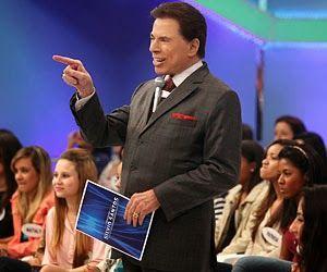 PORTAL JORGE GONDIM: Silvio Santos recebe Mara Maravilha, Simony e Marc...Não! Eu trabalho com a Sônia