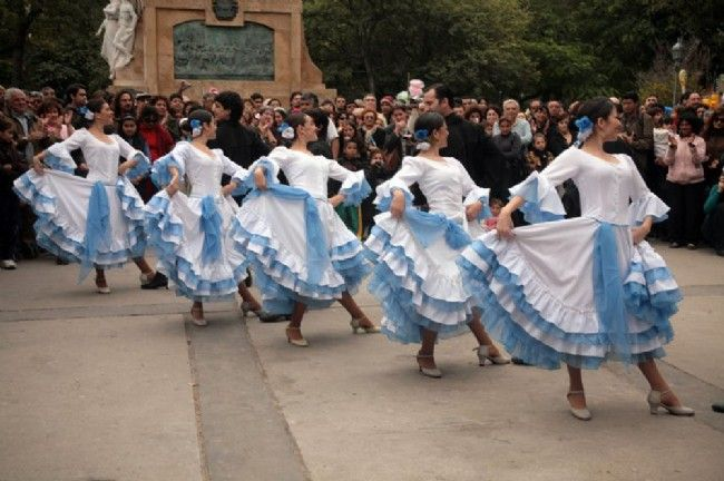 Danzas Folklóricas Argentinas ..in keeping with my story of culture and tradition, http://www.amazon.com/With-Love-The-Argentina-Family/dp/1478205458