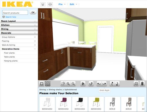 Ikea home planner google chrome interessante ideen f r die gestaltung eines Kitchen design software google sketchup