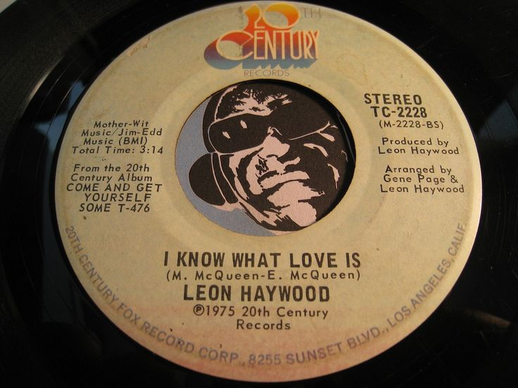 Leon Haywood Soul Jazz Funk Vinyl Records For Sale