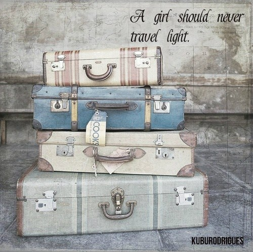 Travel. girls