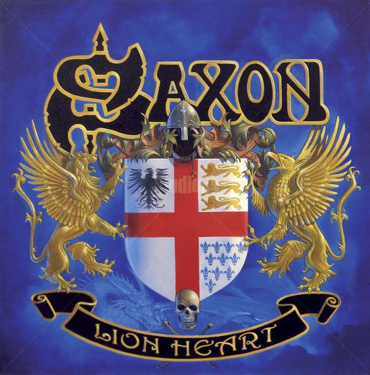 Band (SAXON) Title (LIONHEART) Released 2004