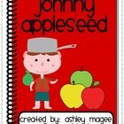 John Chapman, better known as Johnny Applseed, was born on September 26th. To celebrate his birthday my class always does apple activities the week...