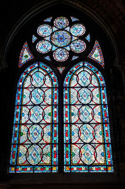 gothic church stained - photo #24