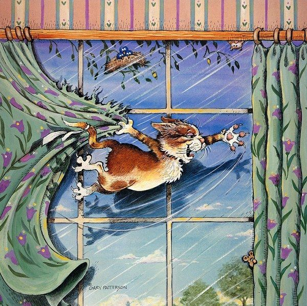 """Gary Patterson- """"Curtain Call"""""""