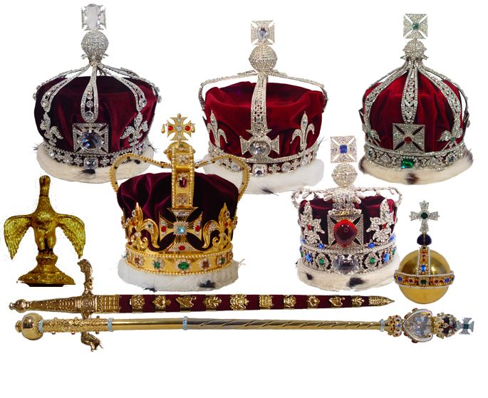 crown jewels of england | Crown Jewels