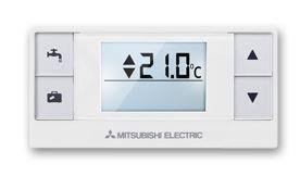 MITSUBISHI Télécommande sans fil Ecodan Hydrobox avec thermostat intégré