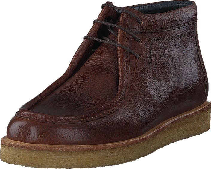 Shoes for the fall. Angulus - Boot w. laces 2509 Medium Brown