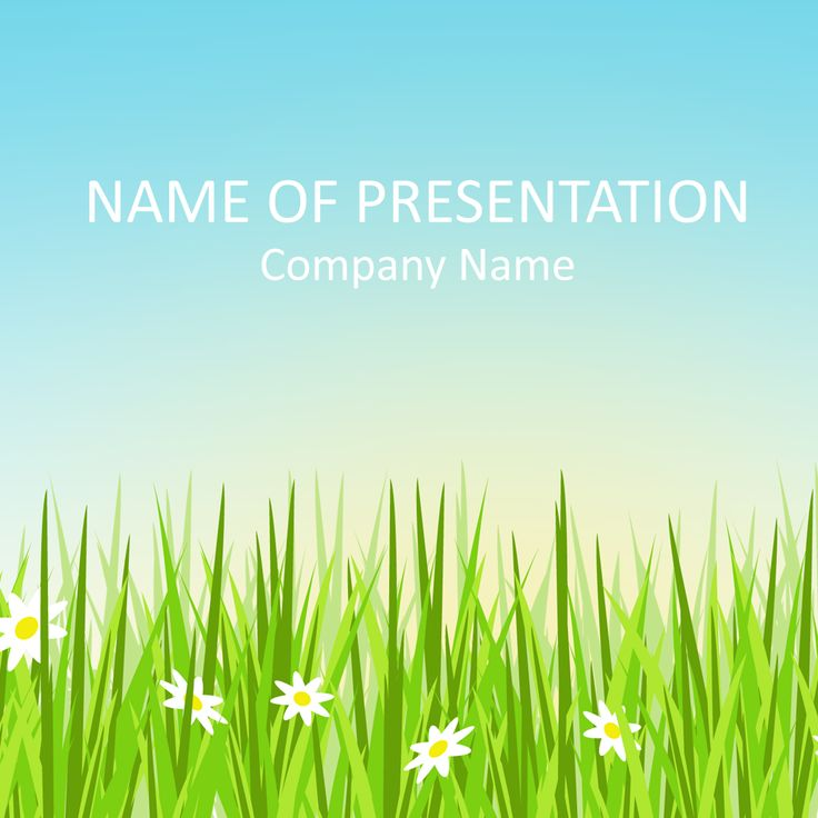 Best Nature Powerpoint Templates Images On