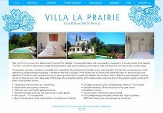 Villa La Prairie  http://www.in-concept.com/web-design/other/villa-la-prairie