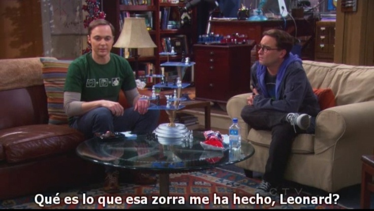 «Oh L'Amour» The Big Bang Theory