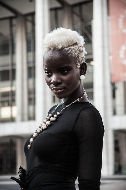 188 Best Black Girls Blonde Hair Images On Pinterest