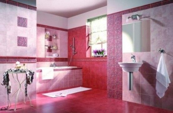 Women S Nautical Bathroom Decor Ideas: 25+ Best Ideas About Red Bathroom Decor On Pinterest