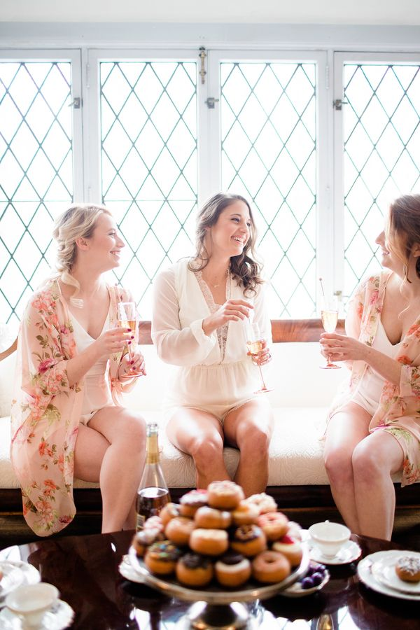 A Bachelorette Slumber Party Inspiration — TrueBlu