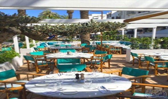 لا كانتين دو فوبور يفتتح فرع جديد في جزيرة إيبيزا الإسبانية Outdoor Tables Table Decorations Outdoor Decor