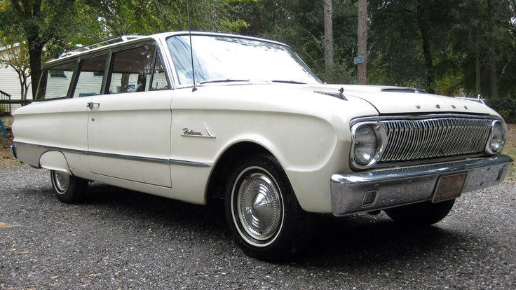 Survivor Wagon: 1962 Ford Falcon - http://barnfinds.com/survivor-wagon-1962-ford-falcon/