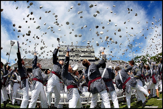 2011 USMA West Point graduation by danny wild, via Flickr