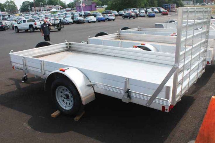 New 2015 Polaris Trailers Ranger / Razor Aluminum Deck Ranger12-LA ATVs For Sale in Missouri. 2015 Polaris Trailers Ranger / Razor Aluminum Deck Ranger12-LA, 2015 Polaris® Trailers Utility Trailer Ranger/Razor Aluminum Deck Ranger12-LA  12' x 6' Ranger Lite Utility Trailer (Aluminum Deck) Polaris All Aluminum Utility Trailers can fit the need for whatever the job is. Our SSR Utility Trailer features solid side rails in any of our available colors to match your truck. The Standard U...