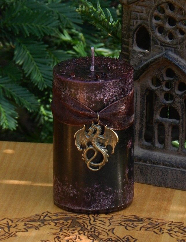 White Magick Alchemy - Dragons Blood Pillar Candle . Pure Golden Seal Resins, $12.95 (http://www.whitemagickalchemy.com/dragons-blood-2x3-pillar-candle-pure-golden-seal-resins/)