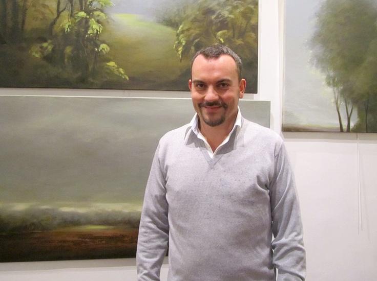 Patrick Bastardoz's #exhibition at the Jeu de Paume Hotel.