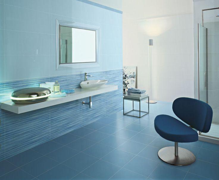 17 migliori idee su cucine colore azzurro su pinterest - Crepe nelle piastrelle del pavimento ...
