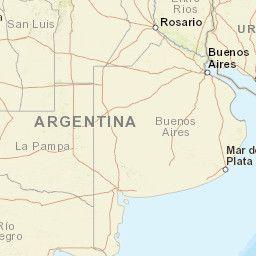 Ruta desde Villa Regina hasta Barreal. Mapa, distancia en kilometros, costos, clima, servicios en la ruta y opiniones de viajeros