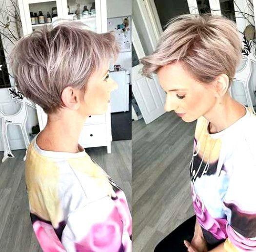 #LongerPixieHaircut #LongPixieHairstyles #LongPixie #HairInspiration #PixieCut #Hair2018