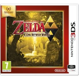 8. The Legend of Zelda: A Link Between Worlds AUD $25.99