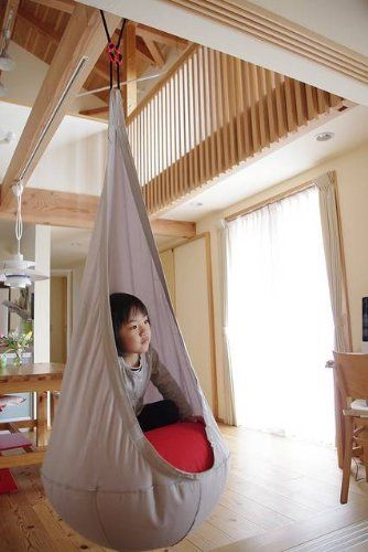 78 ideas about indoor hanging chairs on pinterest for Indoor hanging chair for bedroom