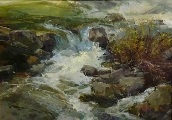 The 1030 best images about paintings landscape on for Artworks landscape ltd