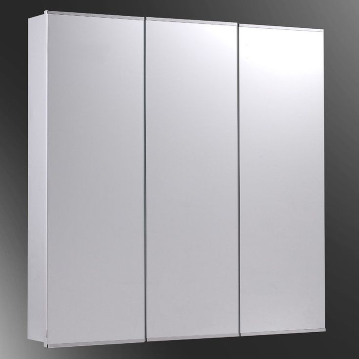 Let The Ketcham X Tri View Surface Mount Medicine Cabinet Help You Get Your Bathroom