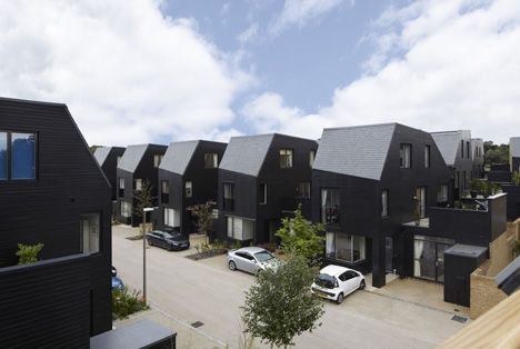 Be housing by Alison Brooks Architects movie