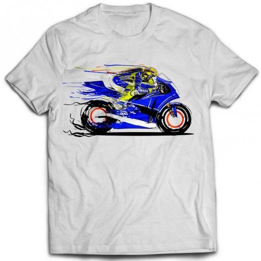Vale Racer - Tshirt - Automobiles>Bikes