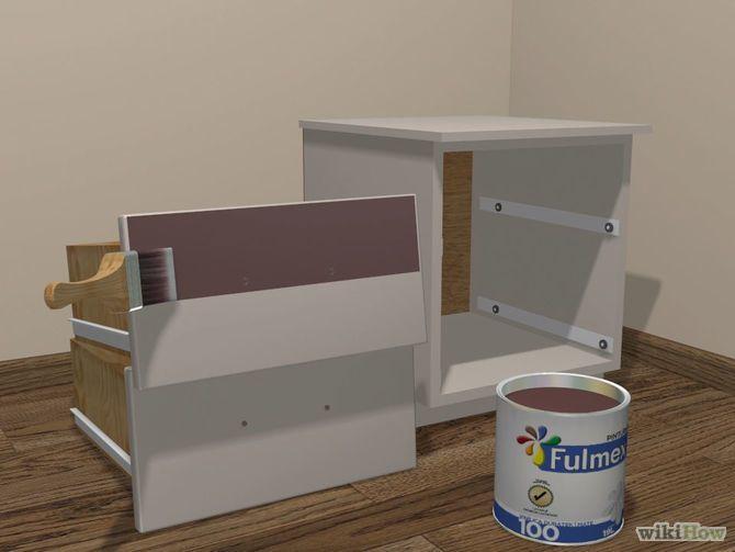 1000 id es sur le th me peinture lamin e sur pinterest for Peindre meuble stratifie