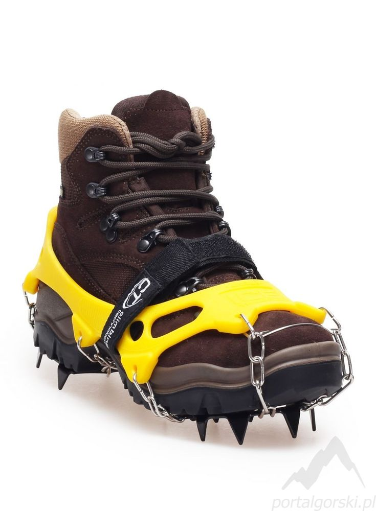 Rozmiar S 35 37 Crampons Boots Hiking Boots