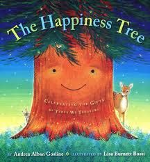 A list of books with a tree-theme to encourage virtues like playfulness, individuality, compassion, healing, optimism, transformation, and generosity in your little transplants.