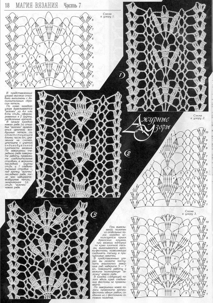 276 best crochet stitches images on pinterest crochet stitches 18g ccuart Image collections