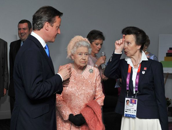 Princess Anne Photo - Olympics - Opening Day - Royals at the Olympics
