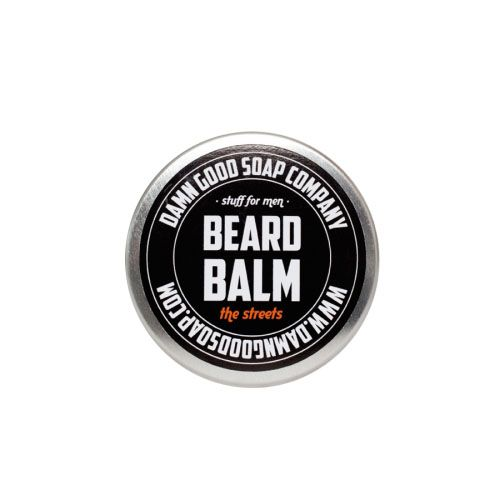 Balsam do brody The Streets Damn Good Soap Company #beard #beardcare #BeardManPL