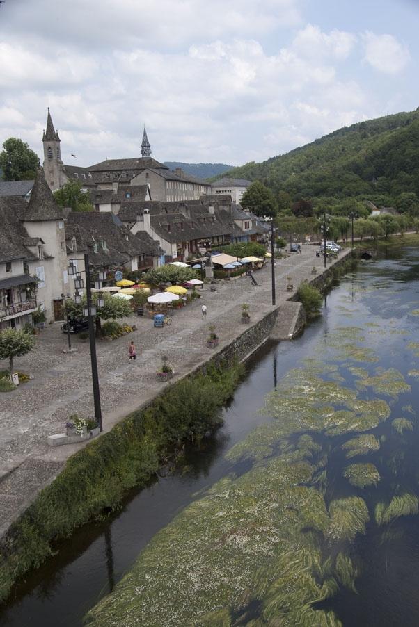 Argentat, Limousin    #France #Limousin #Argentat #Scenery