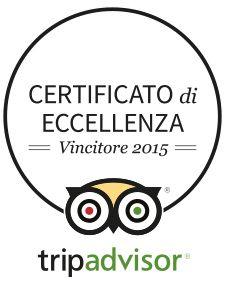 Yuppiiii! Che giornata!! Oggi Le Flaneur ha ottenuto il Certificato di Eccellenza 2015 da parte di Tripadvisor!! Grazie a ognuno di voi per avermi aiutata a conquistare questo riconoscimento!! Questo è un successo condiviso e quindi ne sono ancora più felice./    Yesss!!! What a day!! Today Le Flaneur was awarded the 2015 Certificate of Excellence from Tripadvisor!!! Thanks to each of you for helping me achieve this goal! This is a shared success and I am even happier for this.