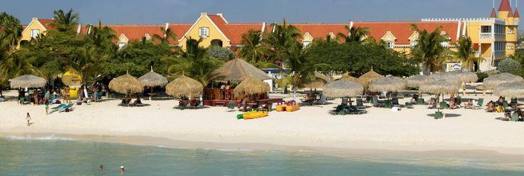 Amsterdam Manor Resort, Aruba.  Honeymooned here, we'll definitely be back!!