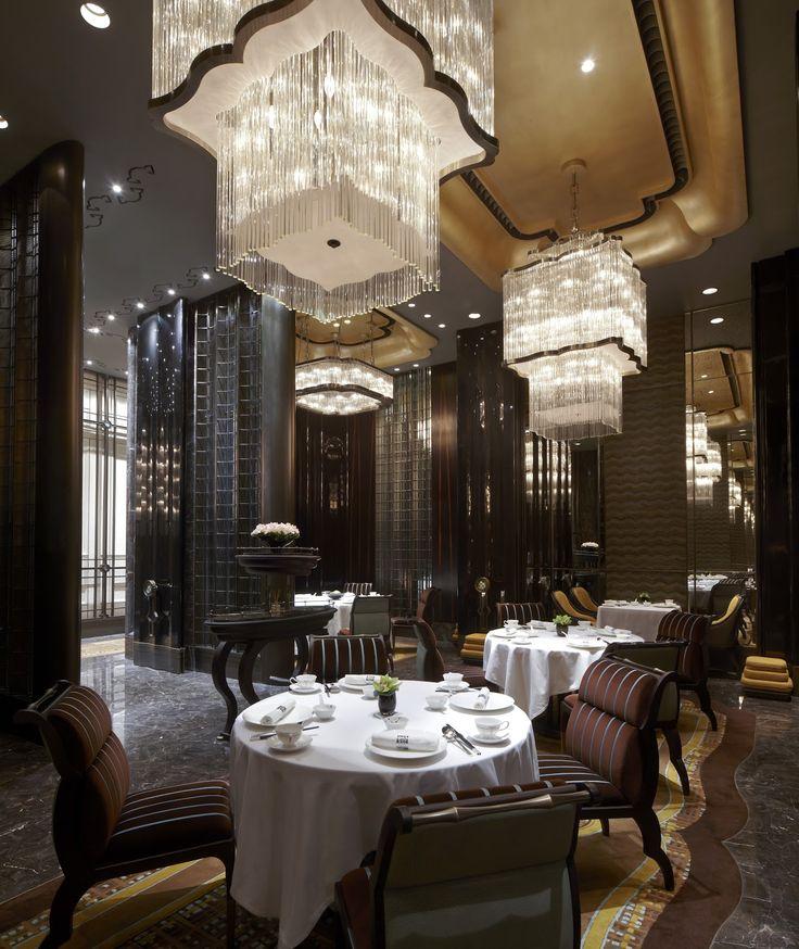 Classy Restaurant Interior Design
