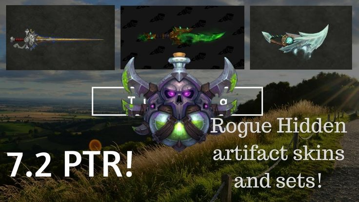 Made a video on my thoughts about the new rogue artifact skins and transmog sets #worldofwarcraft #blizzard #Hearthstone #wow #Warcraft #BlizzardCS #gaming