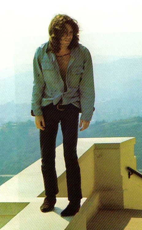 Griffith Observatory, Los Angeles 1968: Photo by Paul Ferrara