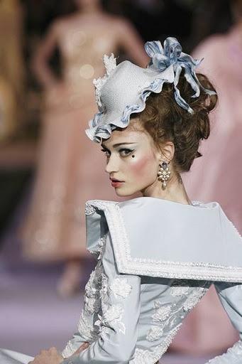 DiorHats, Women Fashion, Dior Rococo, Christian Dior, Beautiful, Rococo Inspiration, Couturefantasy Dior, Fashion Inspiration, Victorian Fashion