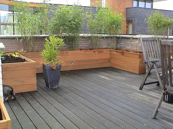 22 best images about referenties dakterrassen on pinterest studios amsterdam and the hague - Eigentijds pergola hout ...