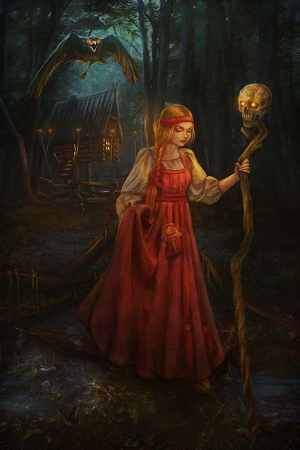 Vasilisa by PerlaMarina